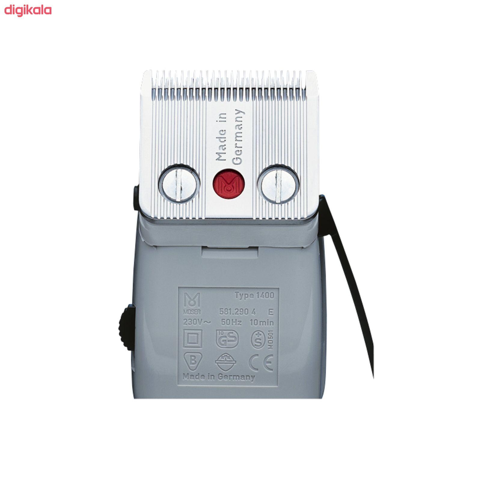 ماشین اصلاح موی سر و صورت موزر مدل 0050-1400 main 1 5