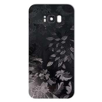 برچسب تزئینی ماهوت مدل Wild-flower Texture مناسب برای گوشی  Samsung S8 Plus