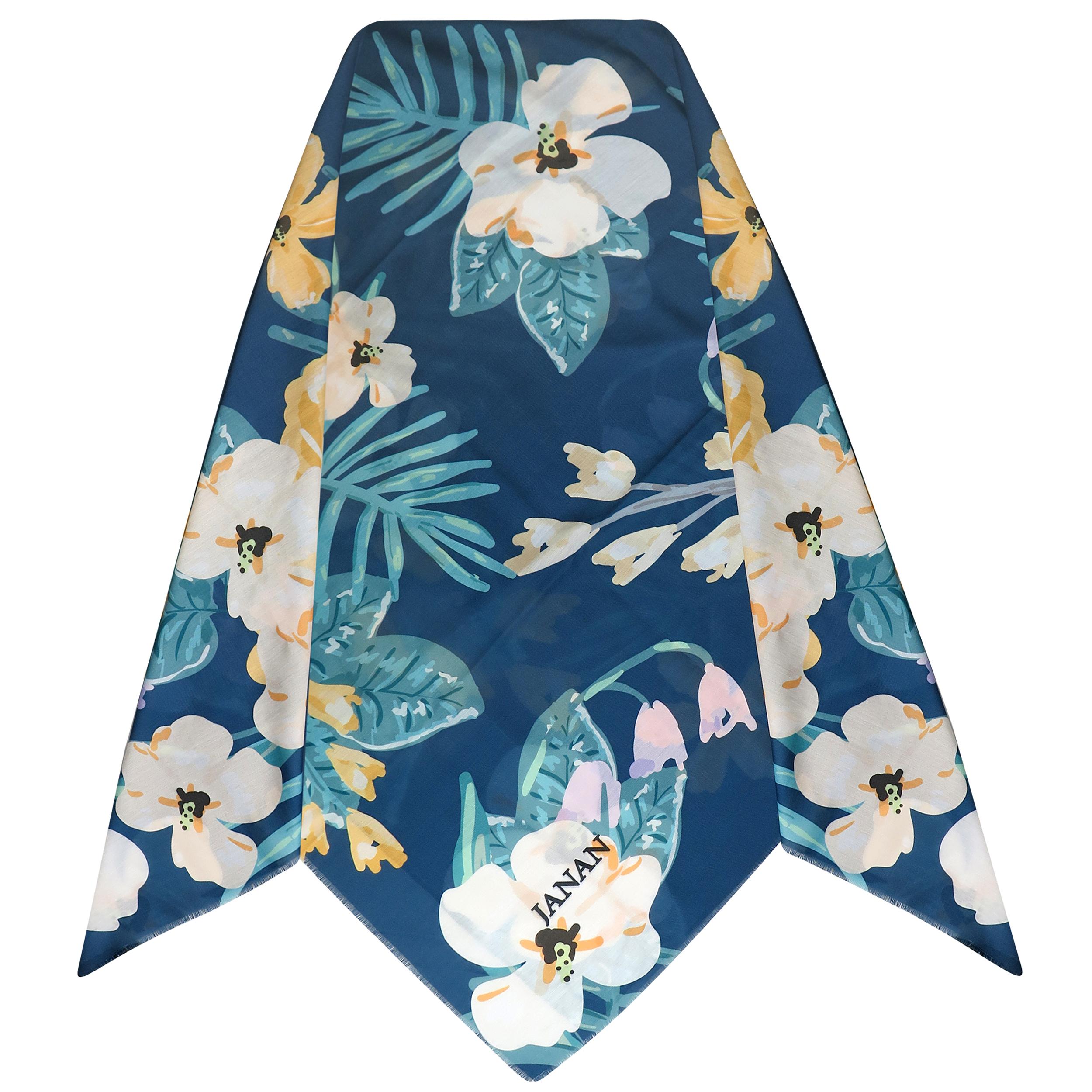 روسری زنانه جانان مدل 1305