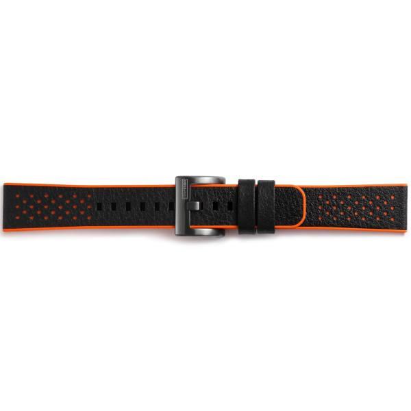 بند چرمی استرپ استودیو مدل SS-701-09 مناسب برای Gear Sport