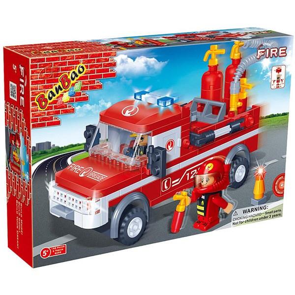 مدلسازی بن بائو مدل Fire Set کد 8299