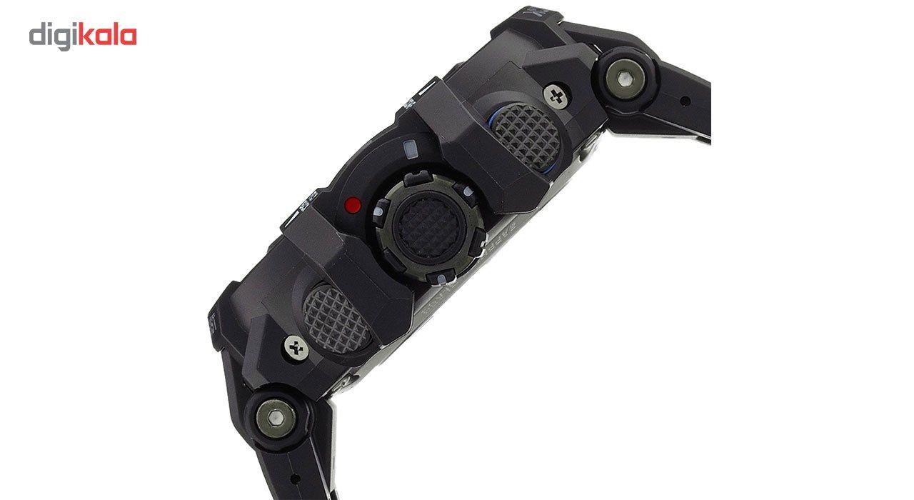 ساعت مچی عقربه ای مردانه کاسیو جی شاک مدل GW-A1100FC-1ADR -  - 2