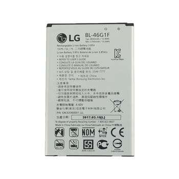 باتری گوشی مدل BL-46G1F مناسب برای گوشی ال جی K10 2017