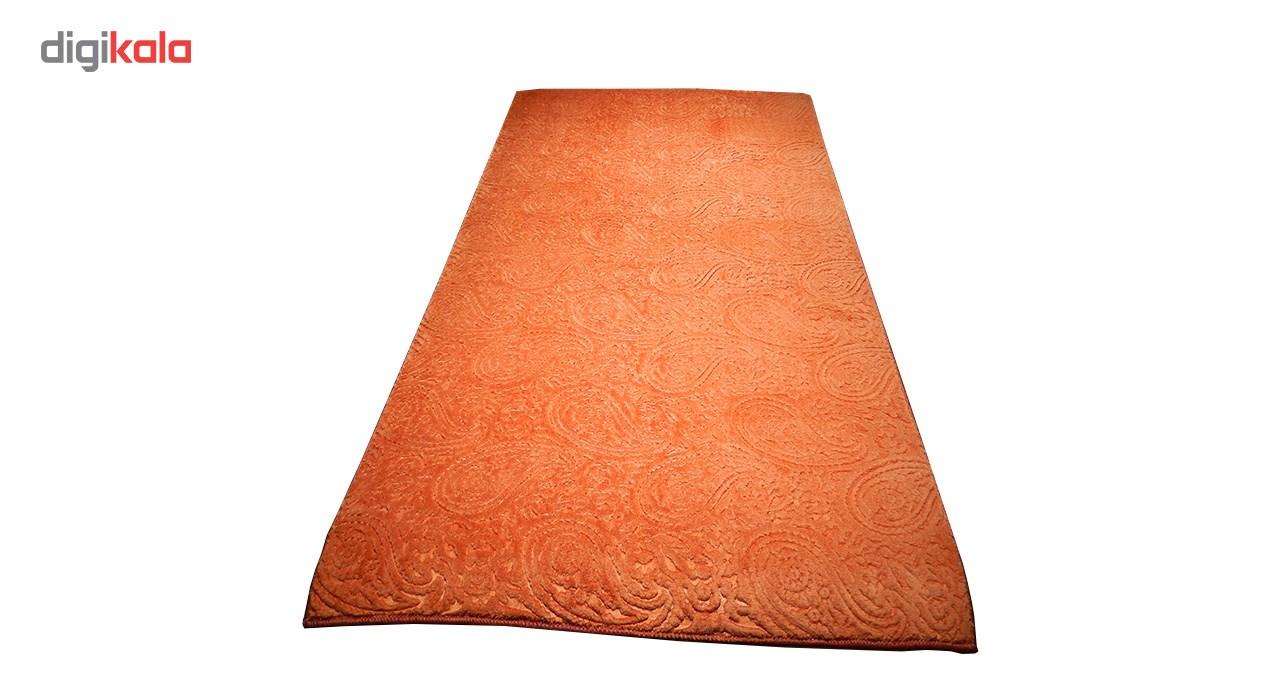 فرش برجسته کاراجا هوم  سایز بزرگ  طرح  Valeria