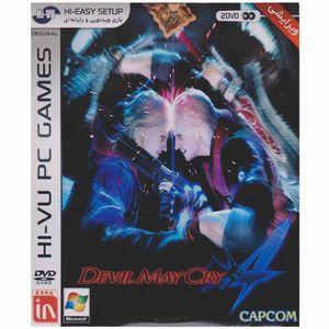 بازی Devil May Cry مخصوص کامپیوتر