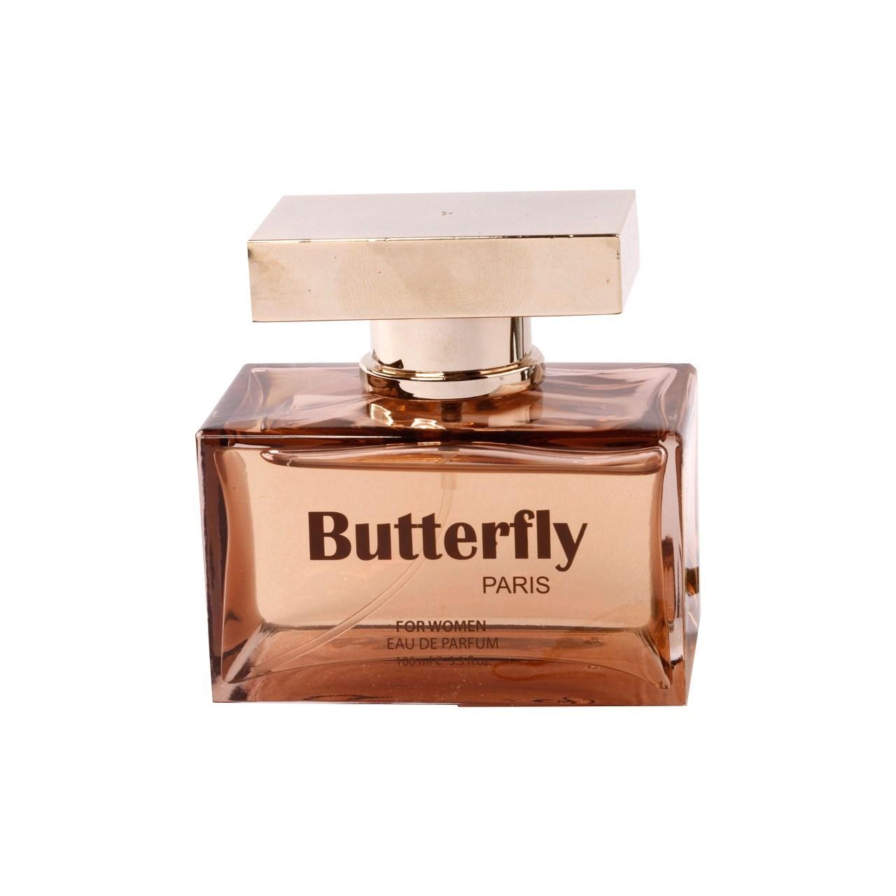 ادوپرفیوم زنانه سمفونی مدل Butterfly حجم 100 میلی لیتر