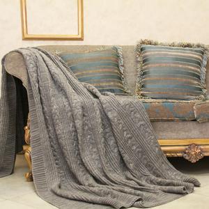 شال مبل و تخت ستیمو طرح مارپیچ سایز 220×160سانتی متر