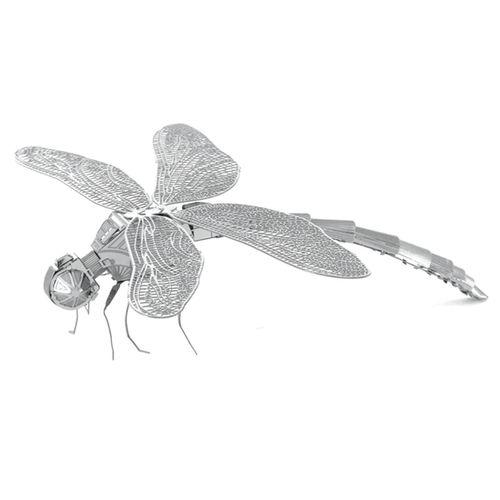 پازل سه بعدی فلزی Dragonfly