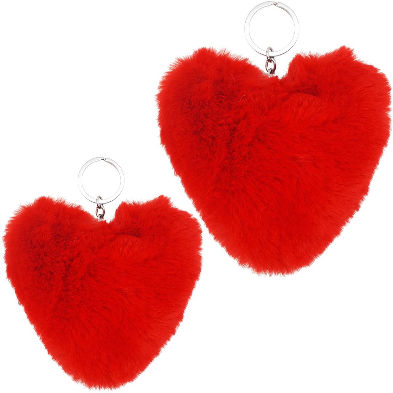 جاسوییچی شهر شیک مدل قلب  JK121-2 بسته دو عددی