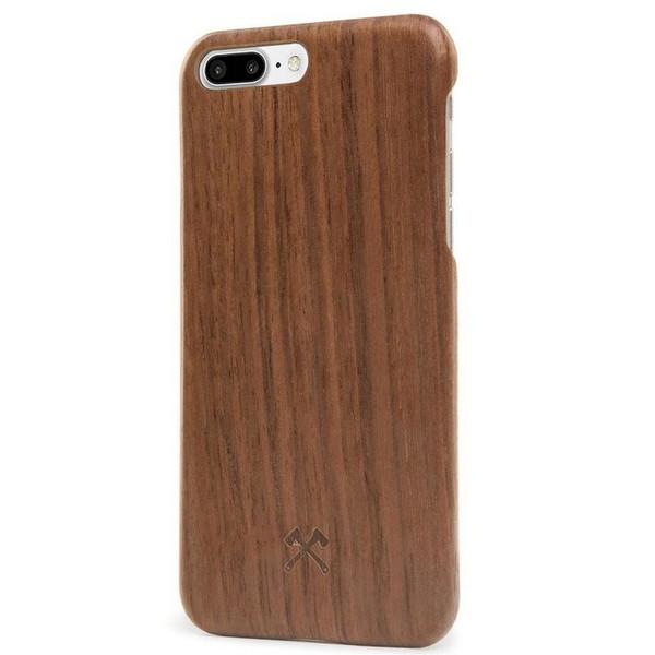 کاور چوبی وودسسوریز مدل Walker مناسب برای گوشی های موبایل آیفون 7 پلاس و آیفون 8 پلاس