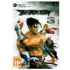 بازی Tekken 3 مخصوص pc