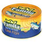 تن ماهی در روغن سویا فامیلا مقدار 180 گرم thumb