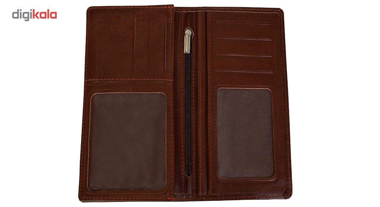 کیف کتی مردانه چرم طبیعی چرم ناب کد 12 main 1 2