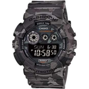ساعت مچی دیجیتالی مردانه کاسیو جی شاک GD-120CM-8DR