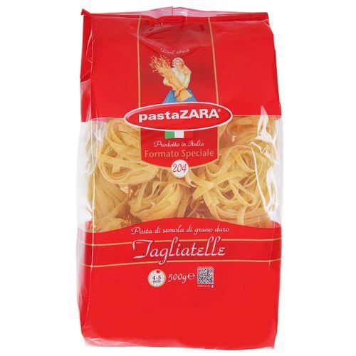 پاستا پاستا زارا مدل Tagliatelle مقدار 500 گرم