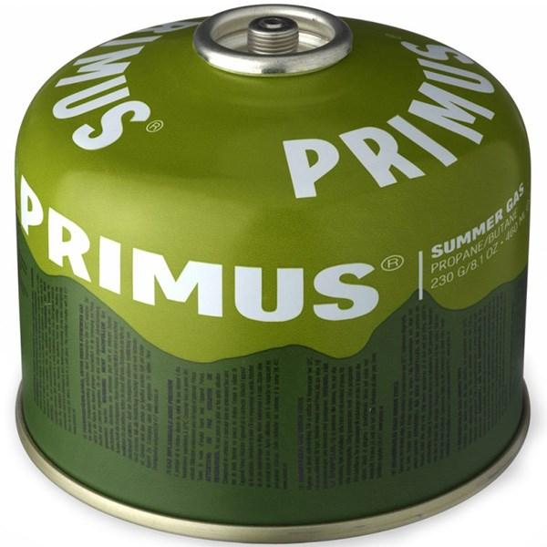 کپسول گاز 230 گرمی پریموس مدل Summer Gas کد 220751