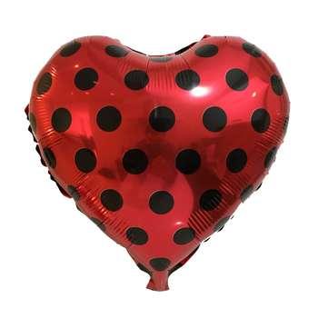 بادکنک فویلی هپی شو مدل Love 21  سایز 40 سانت