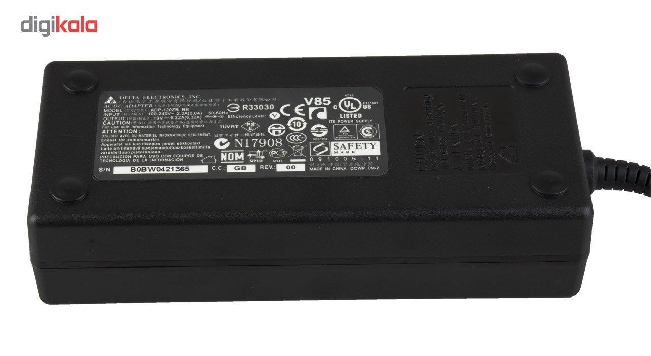 شارژر لپ تاپ 19 ولت 6.32 آمپر مدل ADP-120ZB BB main 1 2