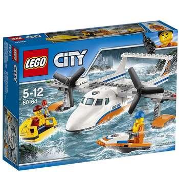 لگو سری City مدل Sea Rescue Plane 60164