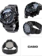 ساعت مچی عقربه ای مردانه کاسیو جی شاک مدل GW-A1100FC-1ADR -  - 6