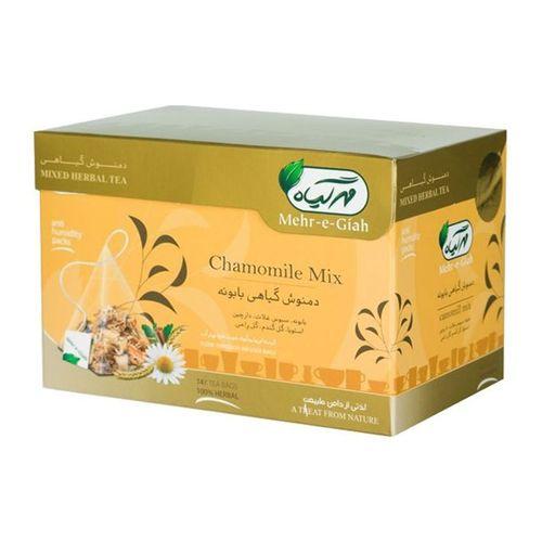 دمنوش مهر گیاه مدل Chamomaile  Mix بسته 14 عددی