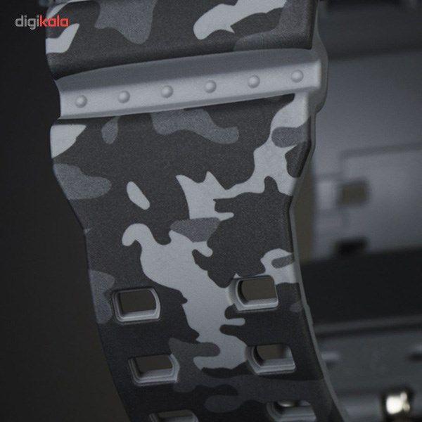 ساعت مچی دیجیتالی مردانه کاسیو جی شاک GD-120CM-8DR main 1 2