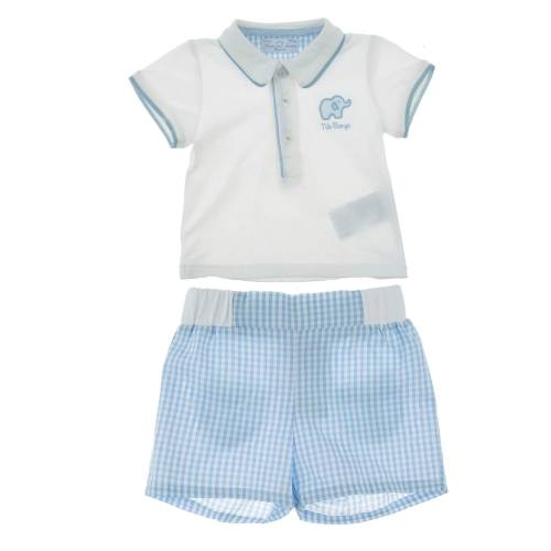 ست لباس نوزادی پسرانه مایورال مدل MA 1214051