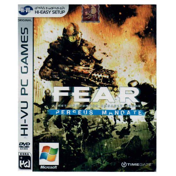 بازی FEAR مخصوص  PC