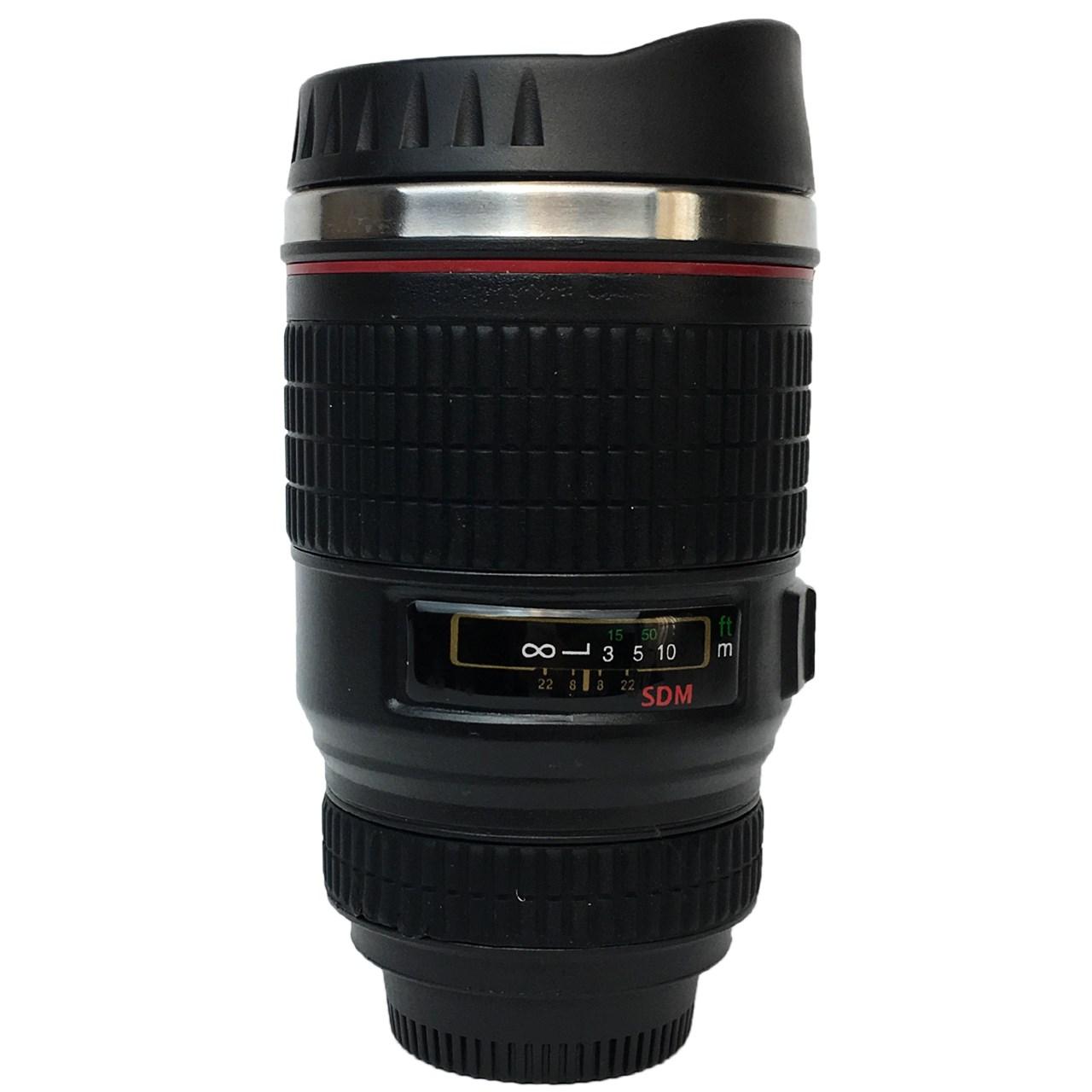ماگ لنز دوربین مدل Lens cup