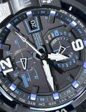 ساعت مچی عقربه ای مردانه کاسیو جی شاک مدل GW-A1100FC-1ADR -  - 8