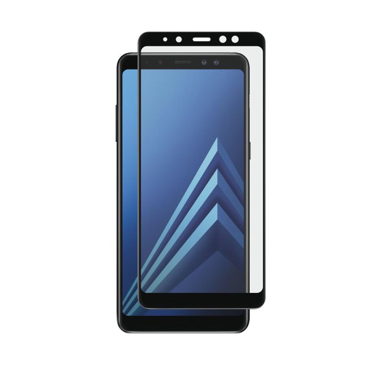 محافظ صفحه نمایش شیشه ای ریمو مدل Full Cover مناسب برای گوشی موبایل سامسونگ گلکسی A8 2018