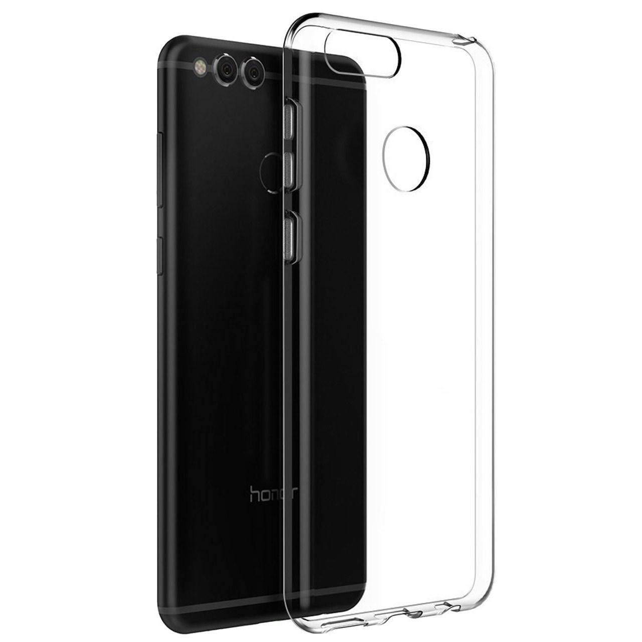 کاور ژله ای مدل ClearJelly مناسب برای گوشی موبایل هوآوی Honor 7X
