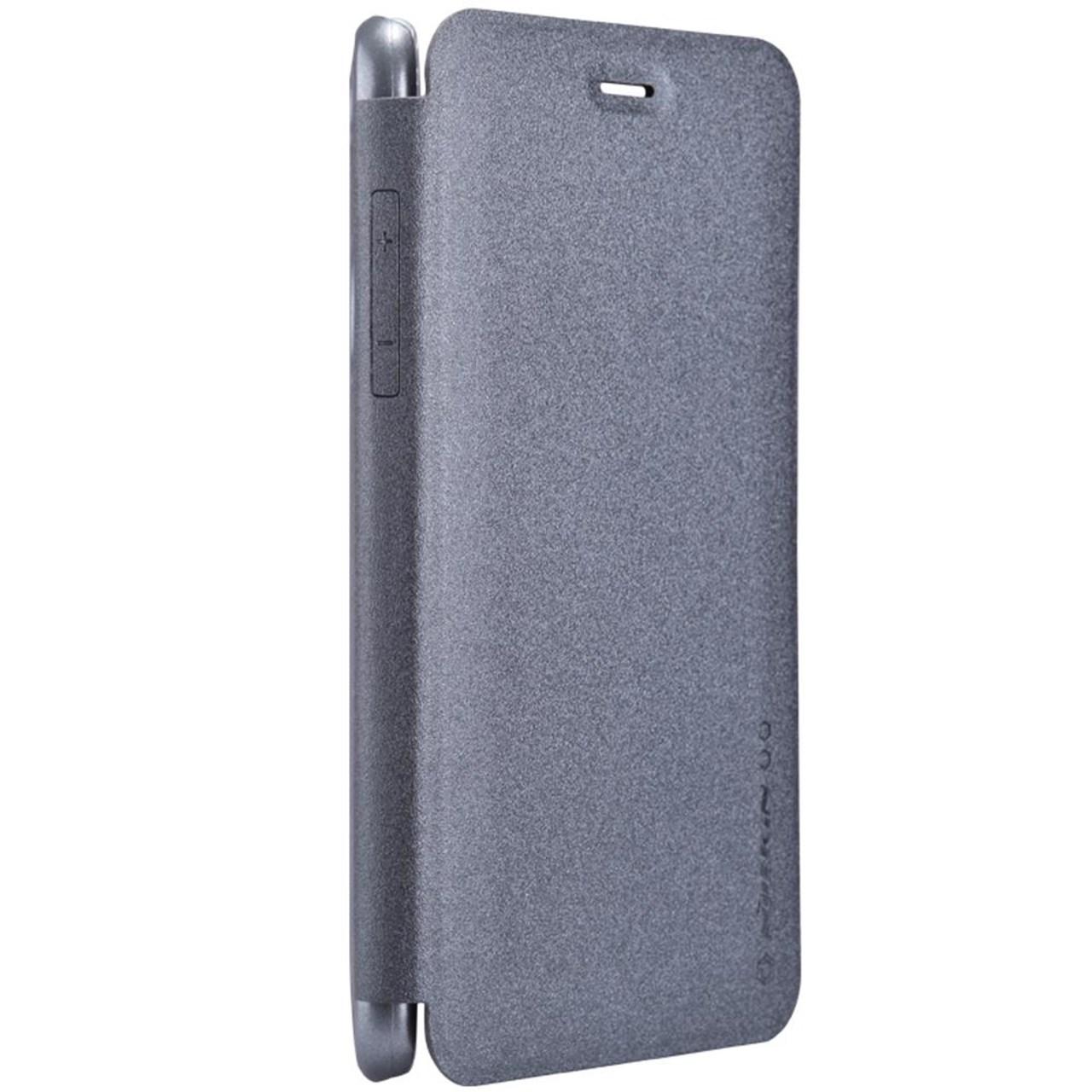 کیف کلاسوری نیلکین مدل New Leather Sparkle مناسب برای گوشی موبایل اپل IPhone 6/6s