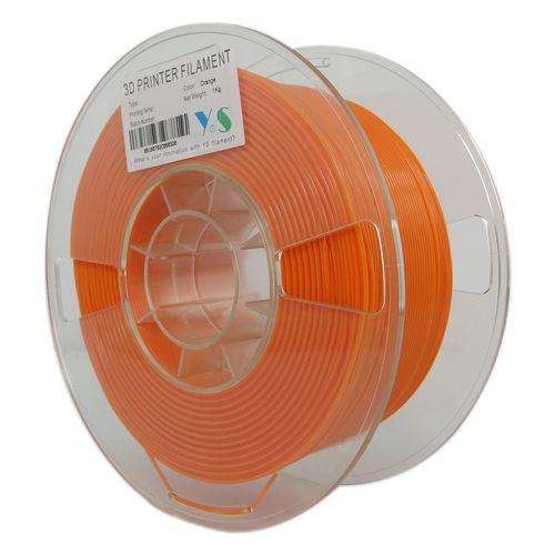 فیلامنت پرینتر سه بعدی ABS  یوسو  نارنجی  1.75 میلیمتر 1 کیلو