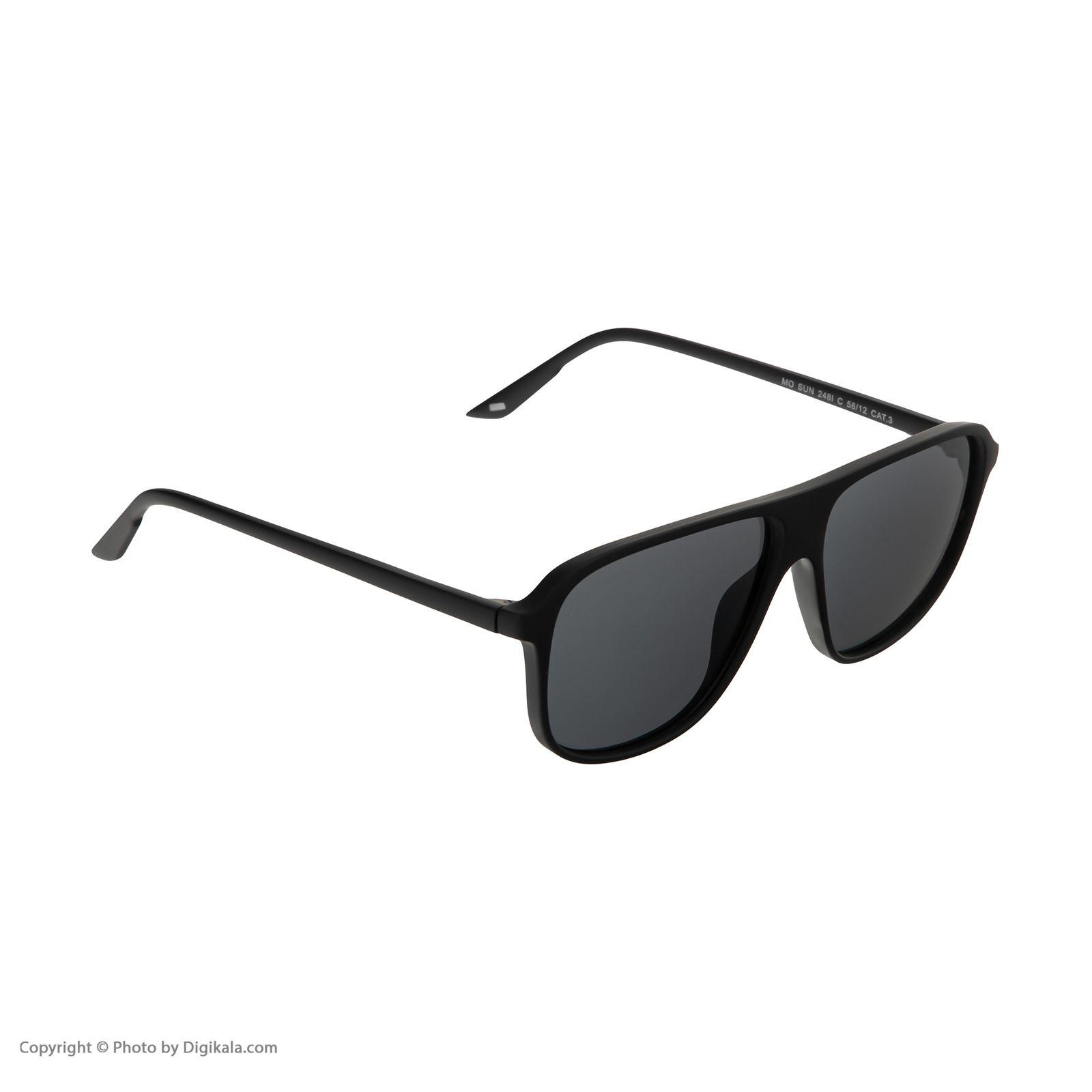 عینک آفتابی موآیور مدل 2481 c -  - 5