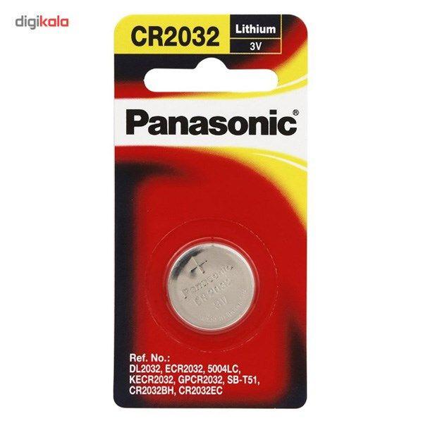 باتری سکه ای پاناسونیک CR2032 main 1 1
