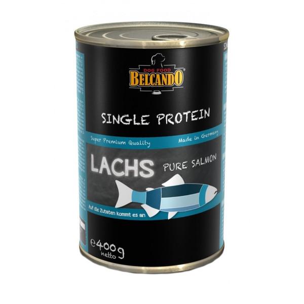 کنسرو سگ بلکاندو مدل SP Salmon وزن 0.4 کیلوگرم