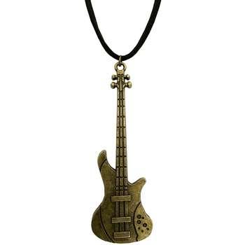 گردنبند مردانه مدل گیتار کد GTR12