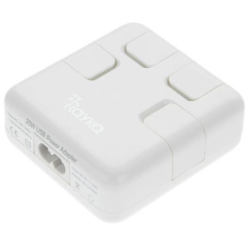 شارژر رومیزی رایکا مدل 20W USB