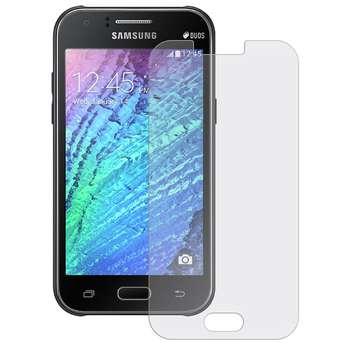 محافظ صفحه نمایش شیشه ای تمپرد هوکار  مناسب Samsung Galaxy J1