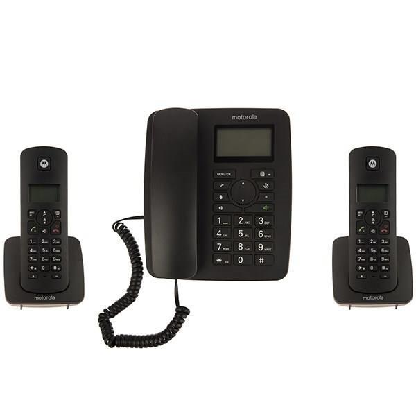 تلفن بی سیم موتورولا مدل  4201