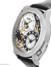 ساعت مچی عقربه ای مردانه استورم مدل ST 47147-S-BK -  - 3