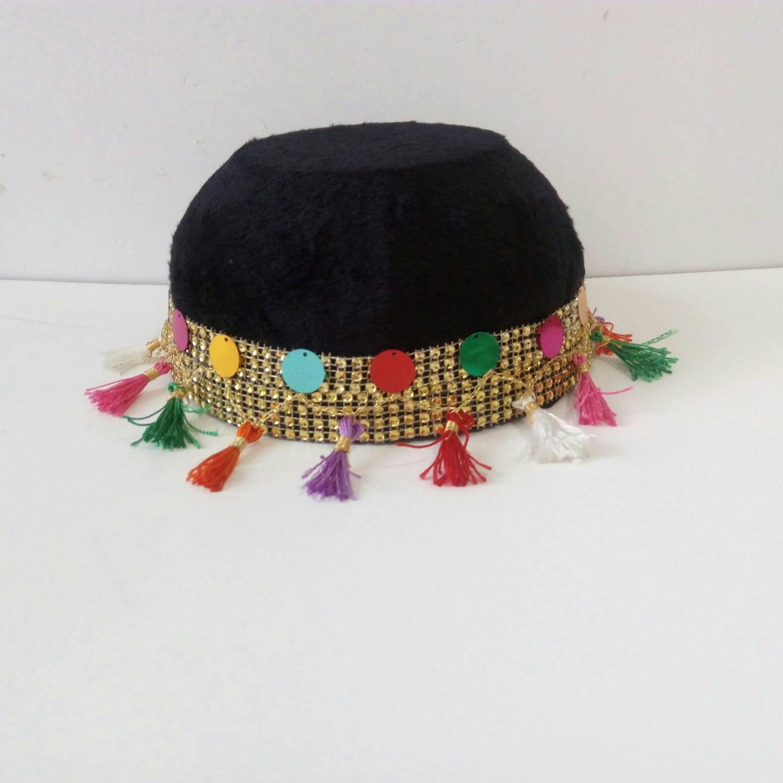 کلاه و سرپوش دستدوز زنانه