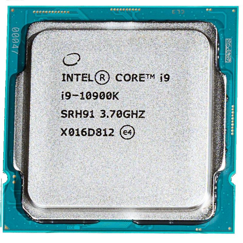 پردازنده مرکزی اینتل سری Comet Lake مدل Core i9-10900K