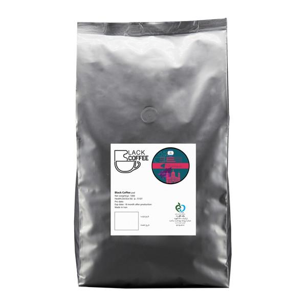 دانه قهوه نیکاراگوئه بلک کافی - 1000 گرم