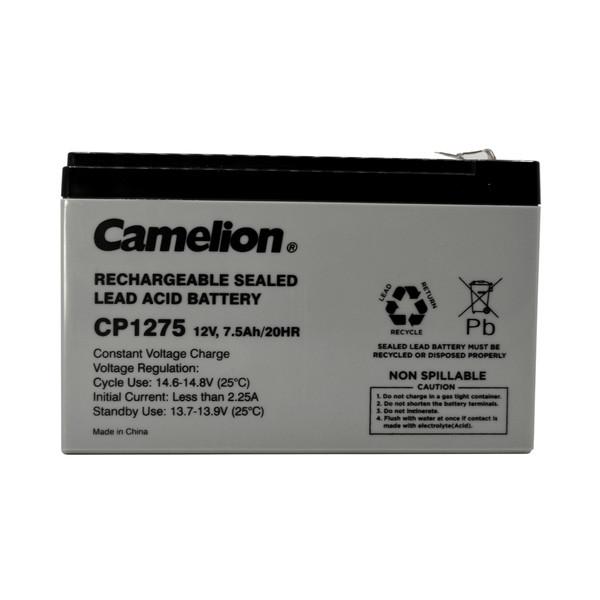 باتری یو پی اس 12 ولت 7.5 آمپر کملیون مدل CP1275
