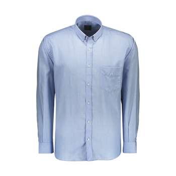 پیراهن آستین بلند مردانه زی مدل 153140557