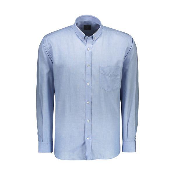 پیراهن آستین بلند مردانه زی سا مدل 153140557