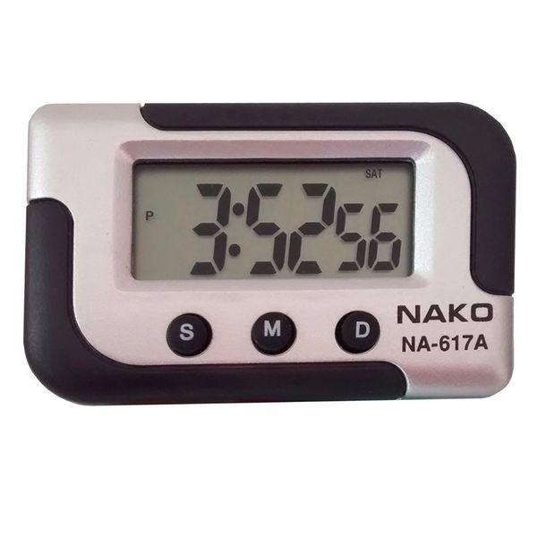 ساعت رومیزی ناکو مدل NA-617A