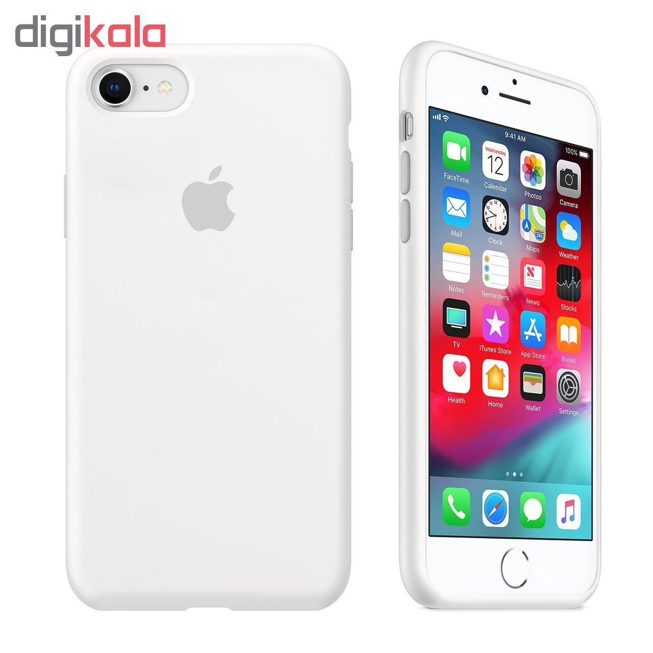 کاور وی کیس مدل Si01 مناسب برای گوشی موبایل اپل iPhone 7/8 main 1 2